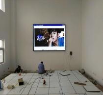 泰州工厂大厅显示屏