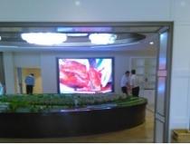 苏州售楼处室内P4全彩显示屏
